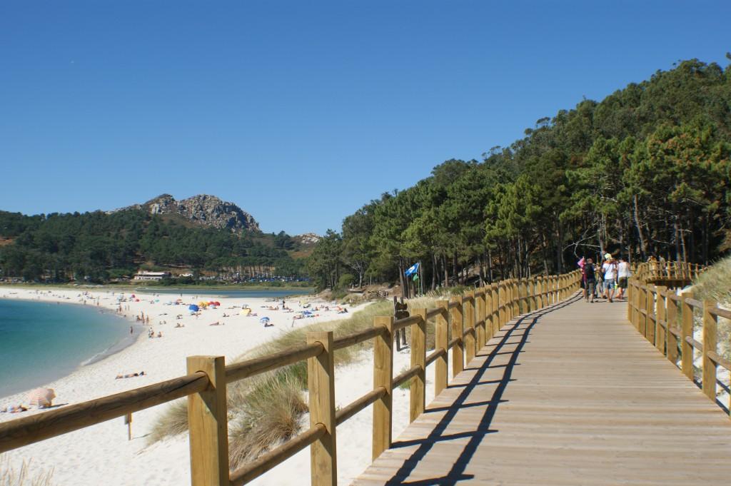 Playa de Rodas. La mejor playa del Mundo