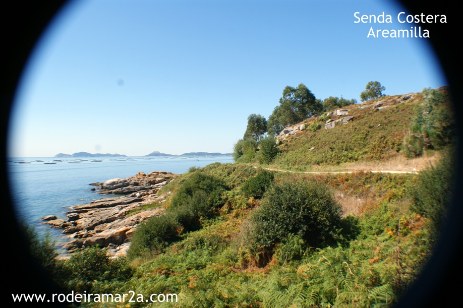 Rutas de senderismo por Cangas de Morrazo. Pontevedra