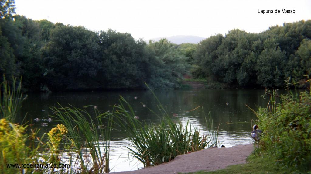 Laguna de Massó o Lago de A Congorza