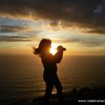 Cabo Home. Monte de O Facho (Restos arqueológicos y vistas espectaculares). Costa de la Vela 3ª parte.