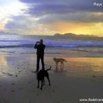 Playa de Nerga. La Playa de Nerga y su entorno.