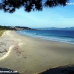 La Playa de Viñó: la pequeña playa entre Nerga y Barra