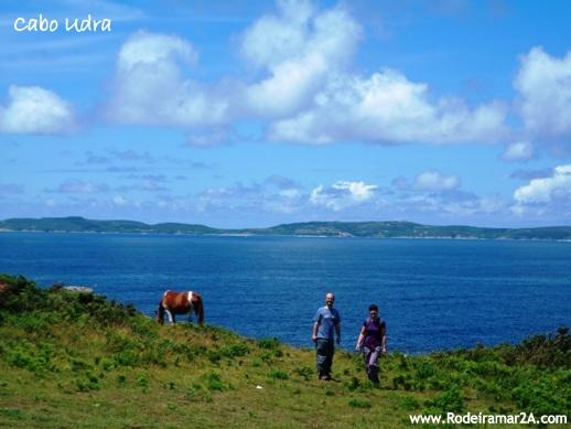 Cabo Udra, Bueu. Senderismo por Cabo Udra, en las Rias Baixas