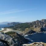 Senderismo en las Islas Cíes: Subida al alto del Príncipe.