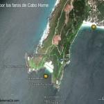 Cabo Home. Ruta por los Faros de Cabo Home, Playa de Melide y Playa de Barra. Costa de la Vela 2ª parte.