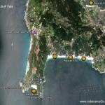 costa de a vela y playa de melide en google earth 150x150 - Tapa de Casa Macillos. Feria de Tapas de Cangas 2012