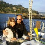 Paseos en nuestro velero