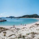 Vacaciones en Rias Baixas: Playa de Rodas