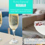 Bonos de Hotel Rodeiramar la mejor opción para regalar estas Navidades 2018